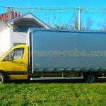 kamion mercedes sprinter