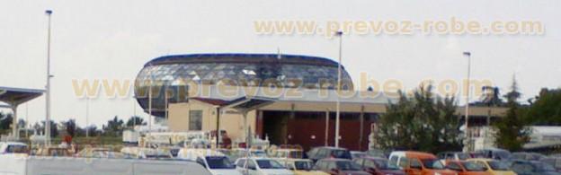 prevoz do aerodroma Nikola Tesla Beograd